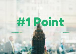 #1 Point
