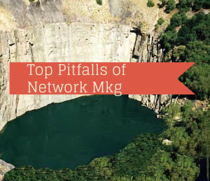 Top Pitfalls of Network Marketing